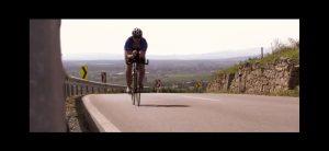 Mario Schuster auf Rennrad