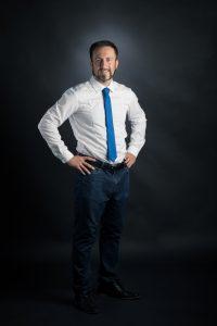 Portrait Mario Schuster (Fit für die Seminare)
