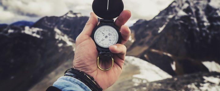 Ein Wertekompass als Fundament des Handelns!