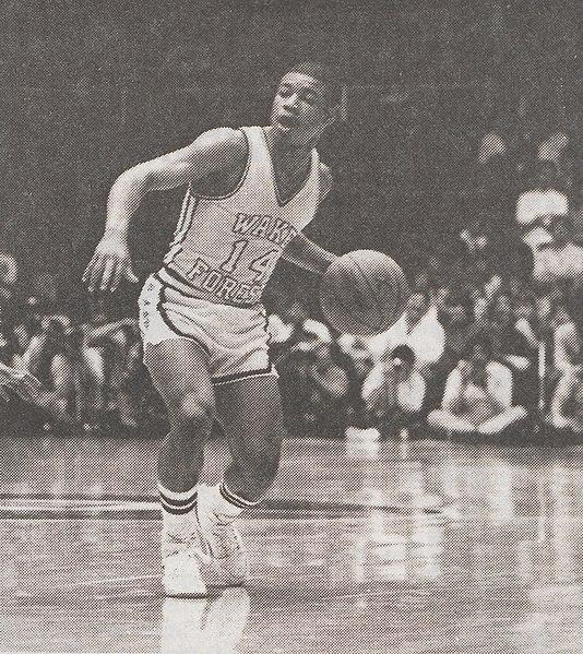 Basketball: Er verfügte sicher über Selbstwirksamkeit!