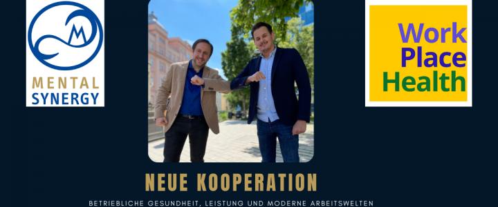 Bekanntmachung: Kooperation mit WorkPlaceHealth